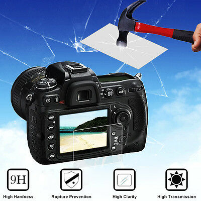 Tempered Glass Cover Film Protector For Canon EOS 5D Mark III MK IV 5DS Camera