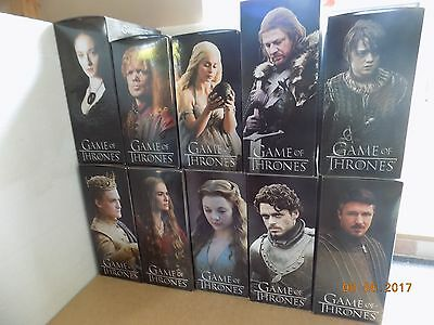 Dark Horse Game of Thrones figures - See list 1