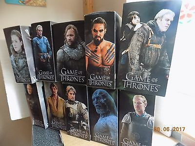 Dark Horse Game of Thrones figures - See list 2
