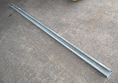 Galvanised Channel / 'U' Section 2430 x 75 x 50mm (2mm gauge)