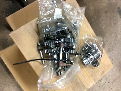 Tm Racing 250f Gearbox And Selectors