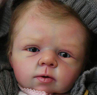 """Millie By Olga Auer New Reborn Baby Doll Kit @ Limited Edition 1010 @ 19-20"""" @"""