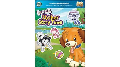 LeapFrog Tag Pet Pals Sticker Story Time for Early Knowledge Development