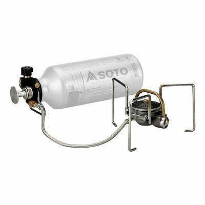 SOTO MUKA Stove SOD-371 Gasoline stove, without preheating, no fuel bottle