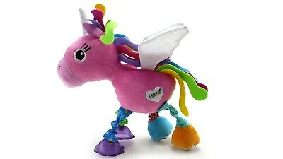 Tilly Twinkle Wings, a Pink Winged Unicorn for Your Baby's Stroller