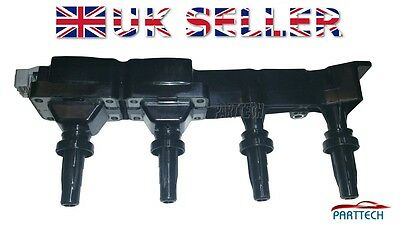 Peugeot 206 Cc Convertible 1.6 16V Ignition Coil Pack Rail New 96363378 5970.80