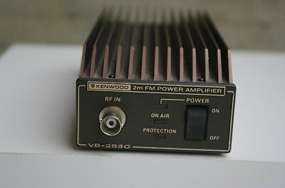 KENWOOD VB-2530 2m FM POWER AMPLIFIER