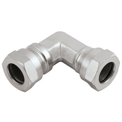 "2018-9130, 1.1/4""N.B EQUAL ELBOW, Betabite Imperial Compression Adaptors"