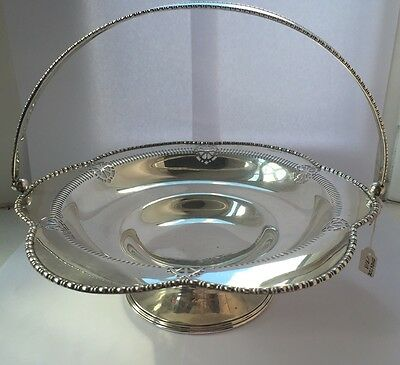 Solid Silver Bowl Chester 1913