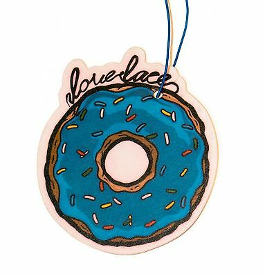 Doughnut Donut Car Air Freshener Vanilla Scent - Hanging Home Fragrance