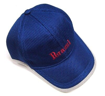 Perazzi Mesh Style Baseball Cap Royal Blue Peaked Hat Clay Pigeon Shooting