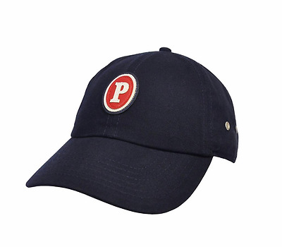 Perazzi Cotton Baseball Cap Navy Blue Peaked Hat Clay Pigeon Shooting