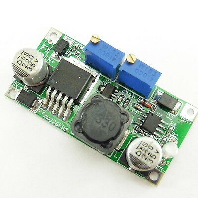 DC/DC CV CC 2A LED Driver Power Supply Module LM2596 Step-Down Constant Current
