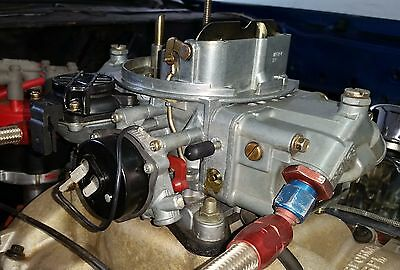 750 Holley Performance 0-80508-2 Classic Street Carburetor for GAS