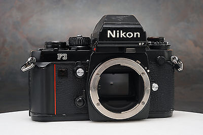 Nikon F3HP 35mm Camera Body