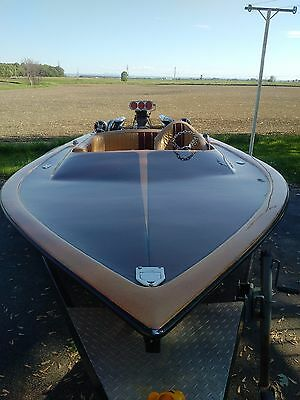 jet boat Hawaiian 1976 455 olds