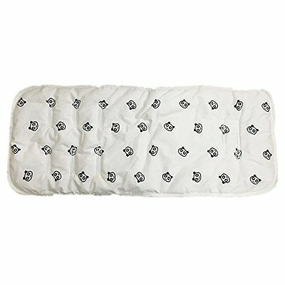Soft Breathable Baby Pure Cotton Stroller Seat Liner Portable Changing Pad,