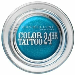 Maybelline Eyestudio Color Tattoo 24 Hour Eyeshadow-Turquoise Forever 20