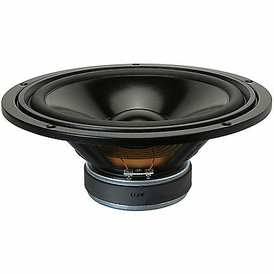 "Visaton W250S-8 10"" Woofer with Treated Paper Cone 8 Ohm"