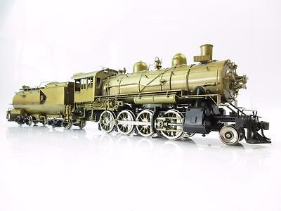 Ktm O Gauge Union Pacific 2-8-0 Plain Brass