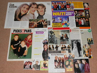 20- HANSON Magazine Clippings