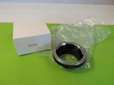 New Leica/leitz R To M Adapter Leica R Lenses To Leica M Bodies Adapter R To M