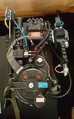 Proton pack replica. Ghostbuster. Cazafantasmas.