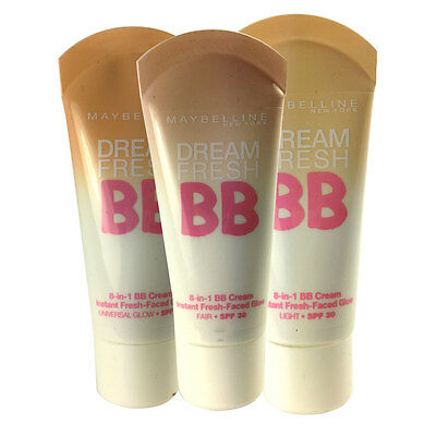 Maybelline Dream Fresh 8-in-1 BB Creme SPF30