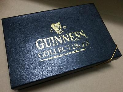 Mega Rare Guinness Miniature Beer Limited Edition 4x Glass Bottles Asia (A1246)