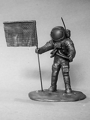 Pewter the American Peoples Astronaut Figurine