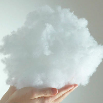 Super Soft 100% Polyester Hollow fibre Toy Filling Stuffing