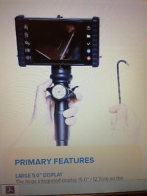 iRIS DVR X Hand-Held Industrial Videoscope System - Open Package
