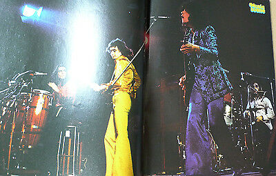 Marc Bolan ELP Bowie Pink Floyd Faces Alice Cooper Slade Music Scene July 1973