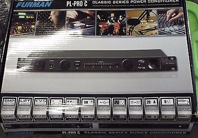 Furman PL-Pro C PL-PROC 20 Amp Power Conditioner @R4