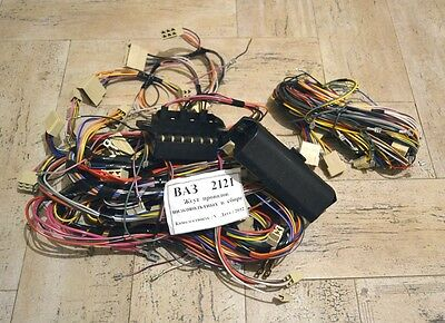 Lada Niva 1600  2121 Full Set Of Electrical Cables New