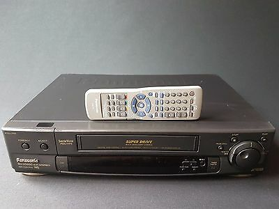 Panasonic Nv-Hd660 Hifi Stereo Vhs Recorder Video-Recorder Mit Fernbedienung #11