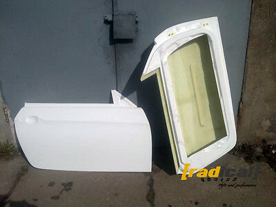 Pair of FRP Lightweight OEM replica doors for BMW E92 coupe 3 series M3 335 320