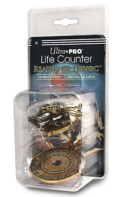 ULTRA PRO LIFE COUNTER - REALMS OF HAVOC- DAYOOTE Limited edition