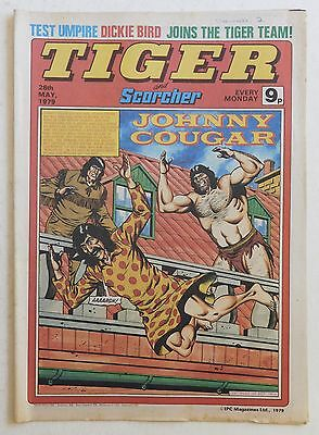 TIGER & SCORCHER Comic - 26th May 1979