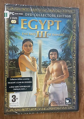 Egypt III: The Fate of Ramses - Collector's Edition (PC DVD-ROM) UK IMPORT
