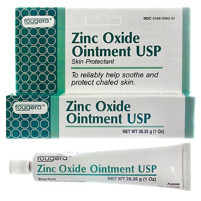 ZINC OXIDE Ointment Skin Protectant by Fougera - 1oz