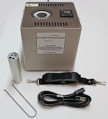 Dry Block Temperature Calibrator, ambient to 400C/750F, brand new, Made in USA