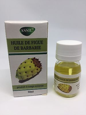 Huile De Figue De Barbarie ( Karmouss Indi ) Assil 30ml 100% Na
