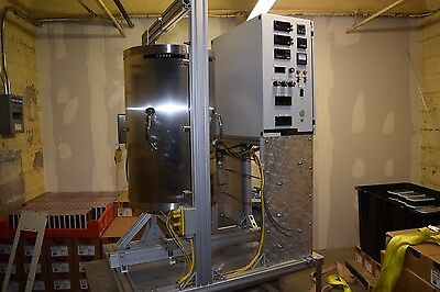 Thermcraft Lab-Temp TSP Vertical Split Tube Furnace 9200W 2204F Lots of extras!