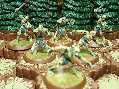 Zombies of Morindan 2 Squads Heroscape Dawn of Darkness