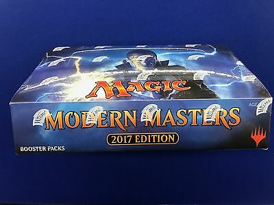 MTG Magic the Gathering - Modern Masters 2017 Edition Booster Box - Sealed