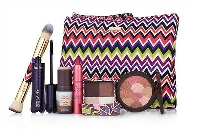 Tarte Best Face Forward Discovery Set Tan 6 FULL SIZE PRODUCTS New in Box