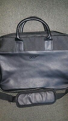 James Bond 007 Laptop Bag Black