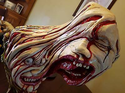 The Thing, Life Size Split Face, Resin Model