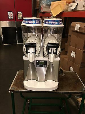 Bunn Ultra 2 SS/White Frozen Margarita Maker Machine